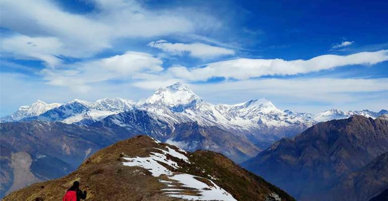 Annapurna Khoprak Trek