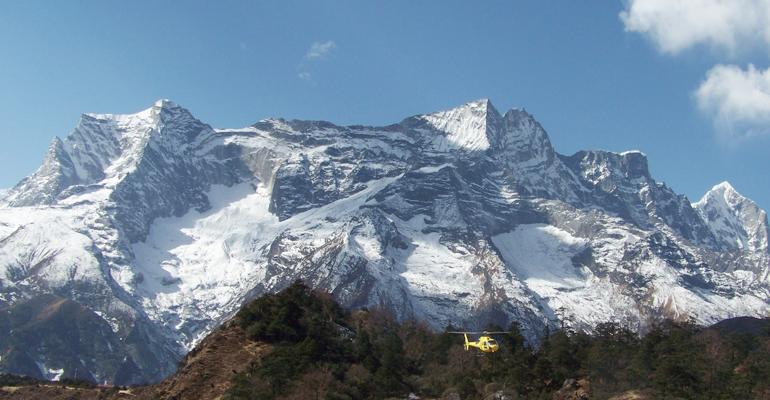 Kwande Peak Climbing