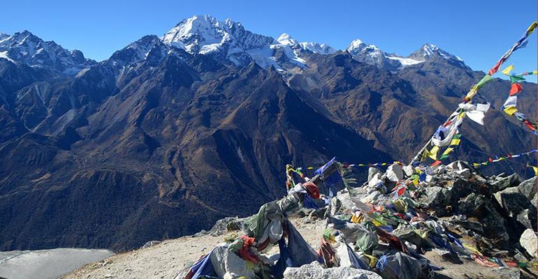 Popular Trekking in Langtang Region