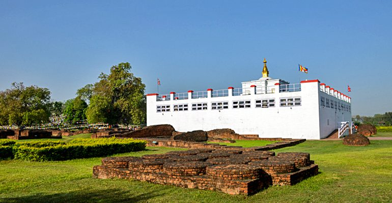 Kathmandu Chitwan Lumbini Tour