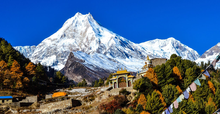 Special and restricted Trekking route in Nepal