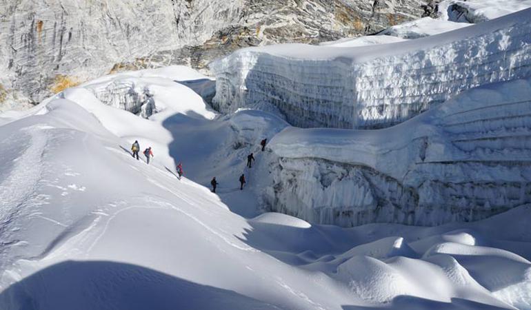 Top 5 Peak Climbing