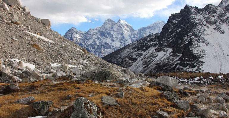 Rolwaling Tashilapcha Pass Trek