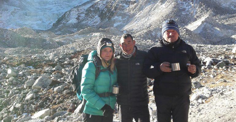 Tibet to Everest Base Camp Trek
